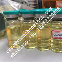 China Enanject 600 Primoteston Depot Testosterone Enanthate 600MG/ML Test E 315-37-7 fábrica
